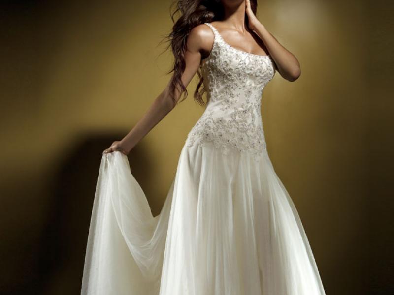 Подгонка свадебные и вечерние платья